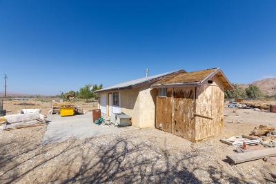 Lucerne Valley Single Family Home For Sale: 30588 Furst Street