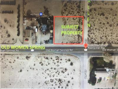 Residential Lots & Land For Sale: Old Womens Springs Road