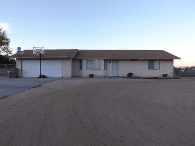 Hesperia Single Family Home For Sale: 18340 Vine Street