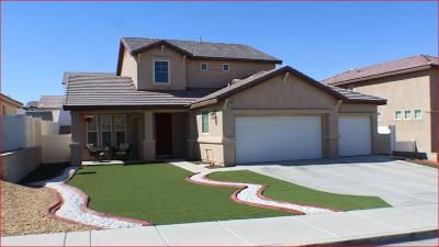 Barstow Single Family Home For Sale: 2140 Diamond Avenue