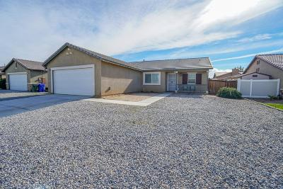 Adelanto Single Family Home For Sale: 11939 Macon Court