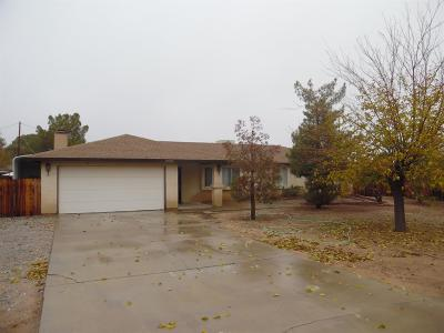 Apple Valley Single Family Home For Sale: 20806 Sholic Court
