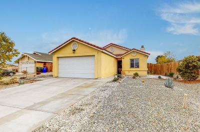 Victorville Single Family Home For Sale: 16239 Green Hill Drive