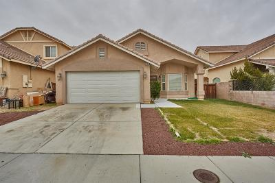 Hesperia Single Family Home For Sale: 9214 Canyon View Avenue