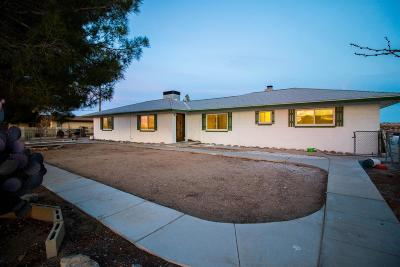 Hesperia Single Family Home For Sale: 11741 Orchid Avenue