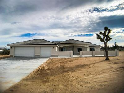 Hesperia Single Family Home For Sale: 14637 Muscatel Street