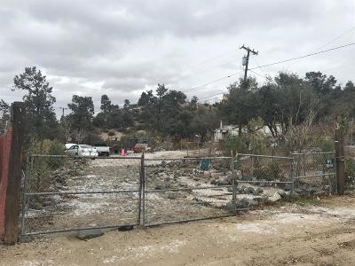 Wrightwood Residential Lots & Land For Sale: 3470 Skyridge Road