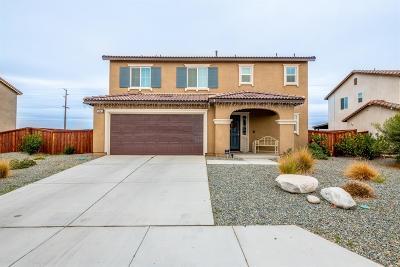 Adelanto Single Family Home For Sale: 10943 Wilson Avenue