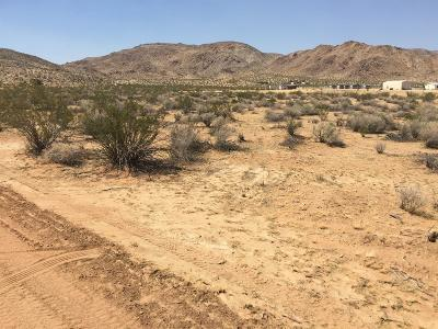 Lucerne Valley Residential Lots & Land For Sale: Harder Drive