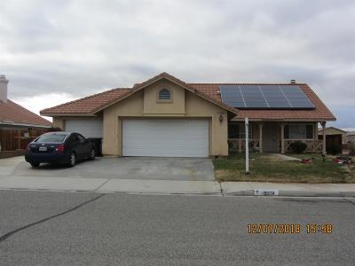 Victorville Single Family Home For Sale: 15508 Amber Pointe Drive