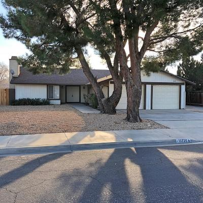 Victorville Single Family Home For Sale: 13725 Burning Tree Drive