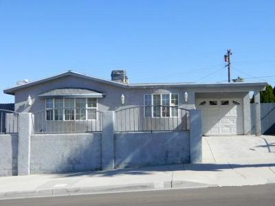 Barstow Single Family Home For Sale: 351 Frances Drive