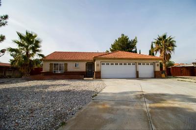 Adelanto Single Family Home For Sale: 11048 Tamarisk Road