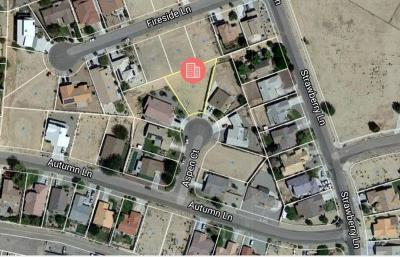 Helendale Residential Lots & Land For Sale: Aspen Court