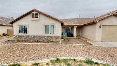 Apple Valley CA Single Family Home For Sale: $358,000