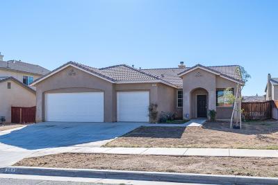 Hesperia Single Family Home For Sale: 13923 Nettle Street