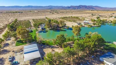 Newberry Springs Residential Lots & Land For Sale: 530261 Maui Road