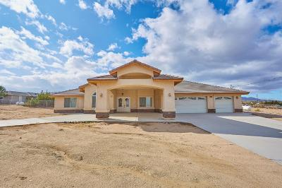 Phelan CA Single Family Home For Sale: $409,900