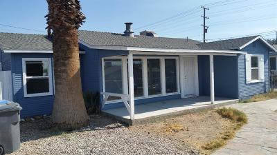 Barstow Single Family Home For Sale: 127 May Avenue