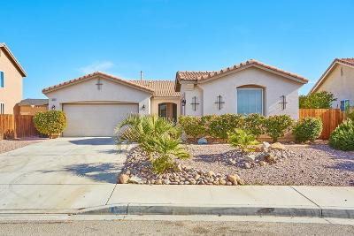 Victorville Single Family Home For Sale: 13111 High Crest Road