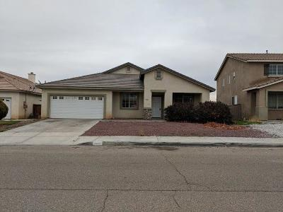 Victorville Single Family Home For Sale: 13601 Fern Pine Street