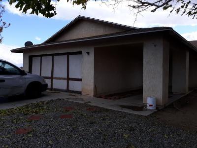 Adelanto Single Family Home For Sale: 10911 Inca Avenue #92301