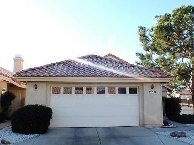 Apple Valley Single Family Home For Sale: 19091 Oak Street