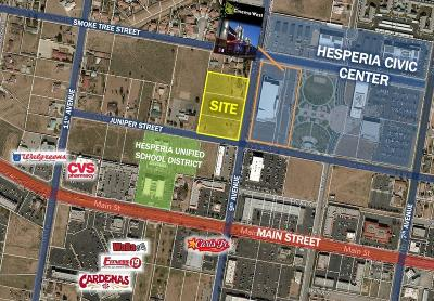 Hesperia Residential Lots & Land For Sale: 9th Avenue