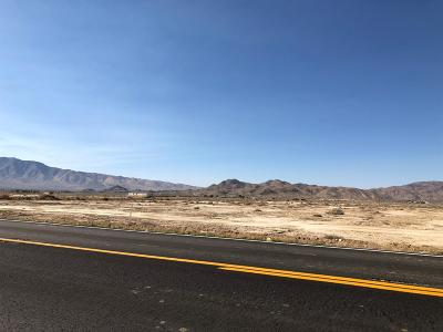 Lucerne Valley Residential Lots & Land For Sale: 1 Barstow Road