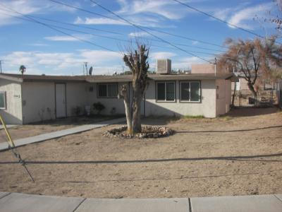 Barstow Single Family Home For Sale: 1336 Mesa Drive #92311