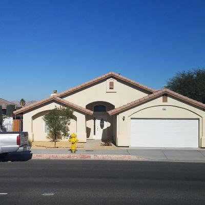 Barstow Single Family Home For Sale: 651 Rimrock Road