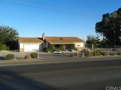 Hesperia Single Family Home For Sale: 11410 Cottonwood Avenue