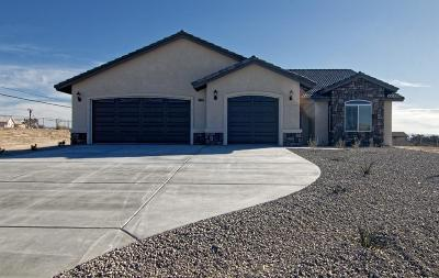 Apple Valley Single Family Home For Sale: 15325 Myalon Road