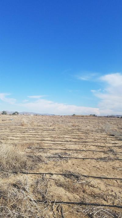 San Bernardino County Residential Lots & Land For Sale: 36150 Saggitarius Road