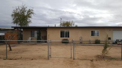 Hesperia Single Family Home For Sale: 16555 Pine Street