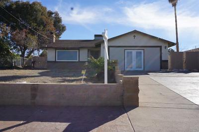 Barstow Single Family Home For Sale: 27837 Crestview Road