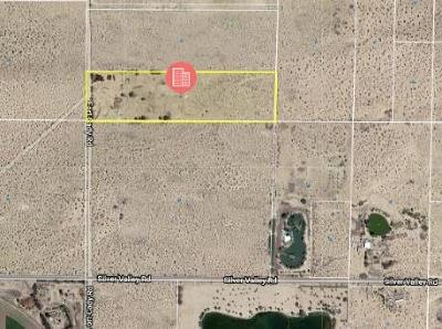 Newberry Springs Residential Lots & Land For Sale: 34025 Fort Cady Road