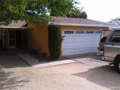 Hesperia Single Family Home For Sale: 16464 Orange Street