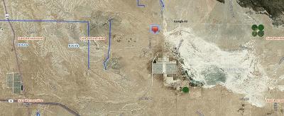 San Bernardino County Residential Lots & Land For Sale: Hoffman Road