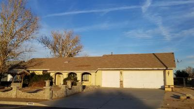 Victorville Single Family Home For Sale: 12805 Wagon Wheel Drive