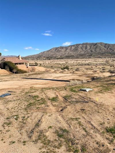 Hesperia Residential Lots & Land For Sale: Capella Avenue
