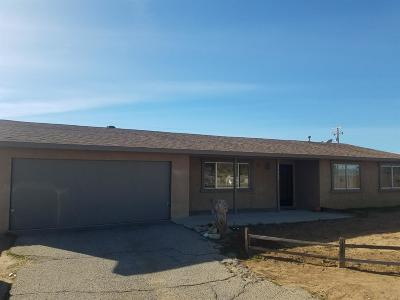 Apple Valley Single Family Home For Sale: 21215 Neola Road