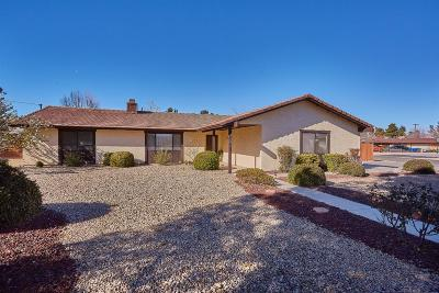 Apple Valley Single Family Home For Sale: 14074 Chogan Road