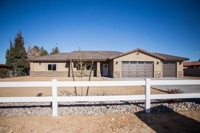 Apple Valley Single Family Home For Sale: 21078 Us Highway 18