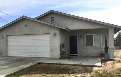 Hesperia Single Family Home For Sale: 16547 Smoke Tree Street