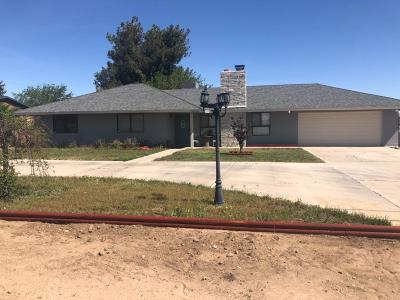 Hesperia Single Family Home For Sale: 16734 Elm Street