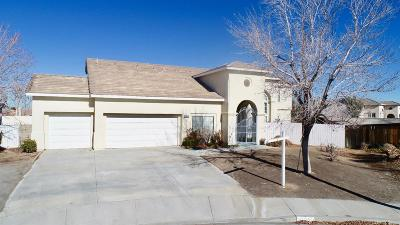 Victorville Single Family Home For Sale: 12483 Madera Street