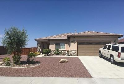 Adelanto Single Family Home For Sale: 14310 Rachel Drive