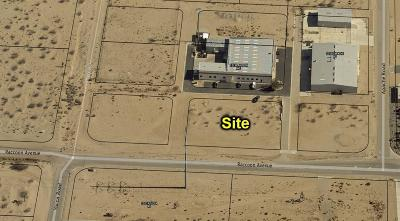 Adelanto Commercial Lots & Land For Sale: Racoon Avenue