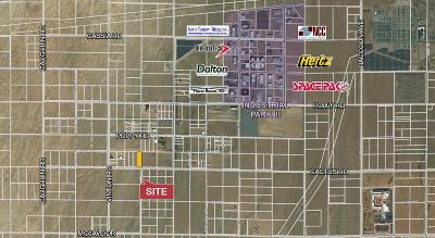 Adelanto Commercial Lots & Land For Sale: Cactus Road